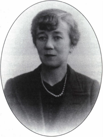 Helene (later changed to Helen) Ragnhild Ostby