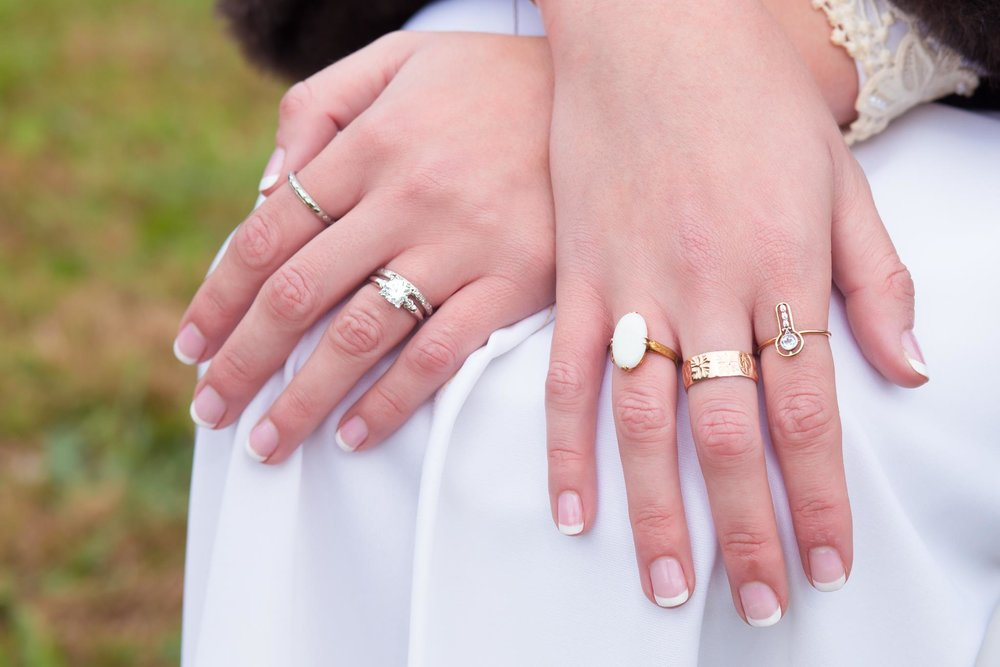 Vintage  rings !