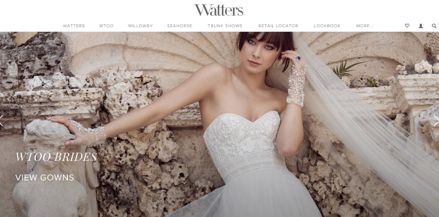 Watters homepage