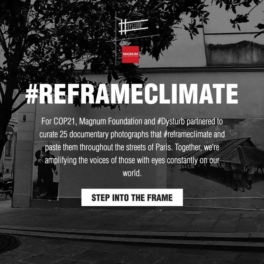 #reframeclimate