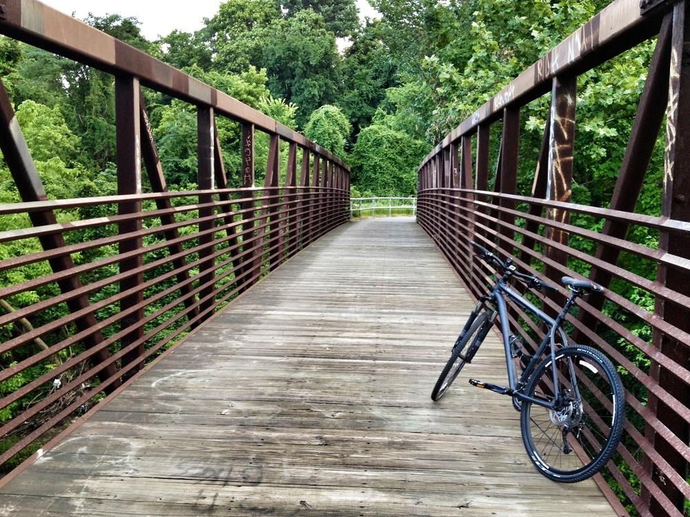 Gwynn Falls Trail, Baltimore, MD