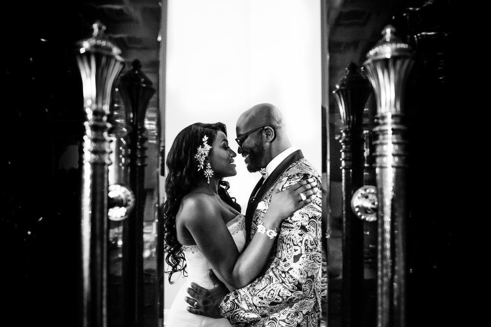 Nigerian Wedding at the Bellevue