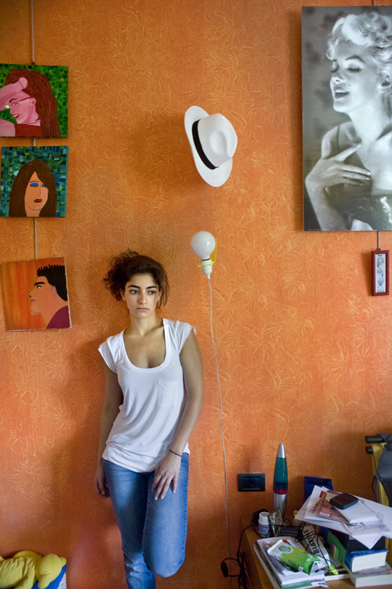 Sabine, Rabieh Lebanon 2010