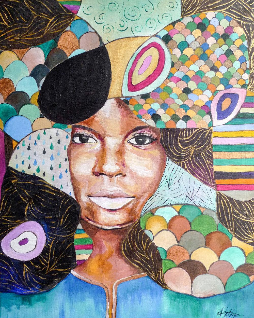 Cleopatra Afropunk