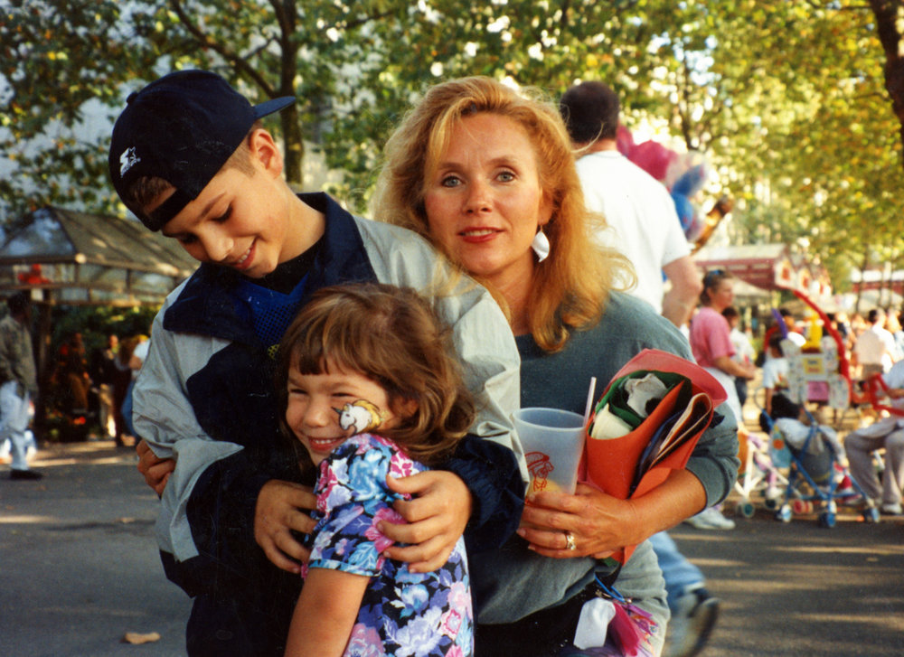 The Last Time Dad Remembers Mom Being 'Normal,' Seattle,  1996