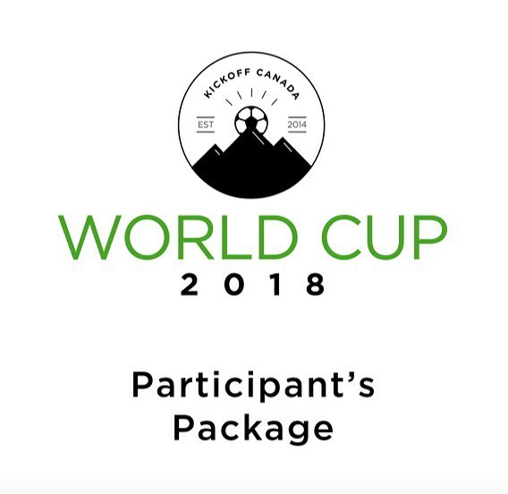 The Participant's Package for #KOCWorldCup18 is now available for you to view! Check out our Facebook page for more info.