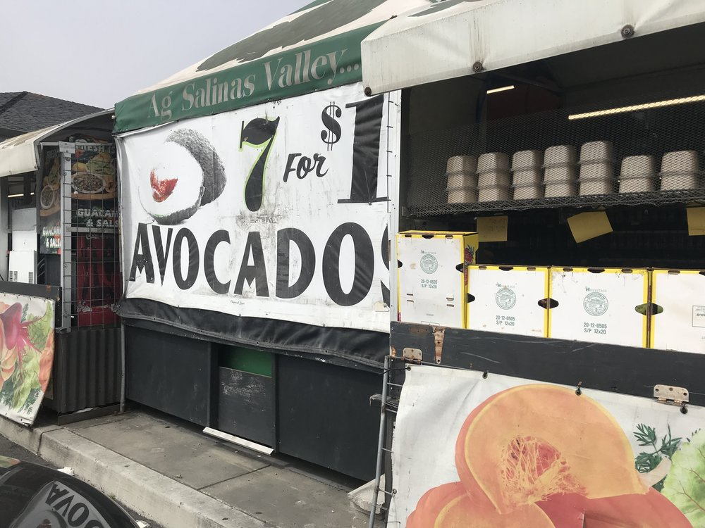 The avocados keep getting cheaper!