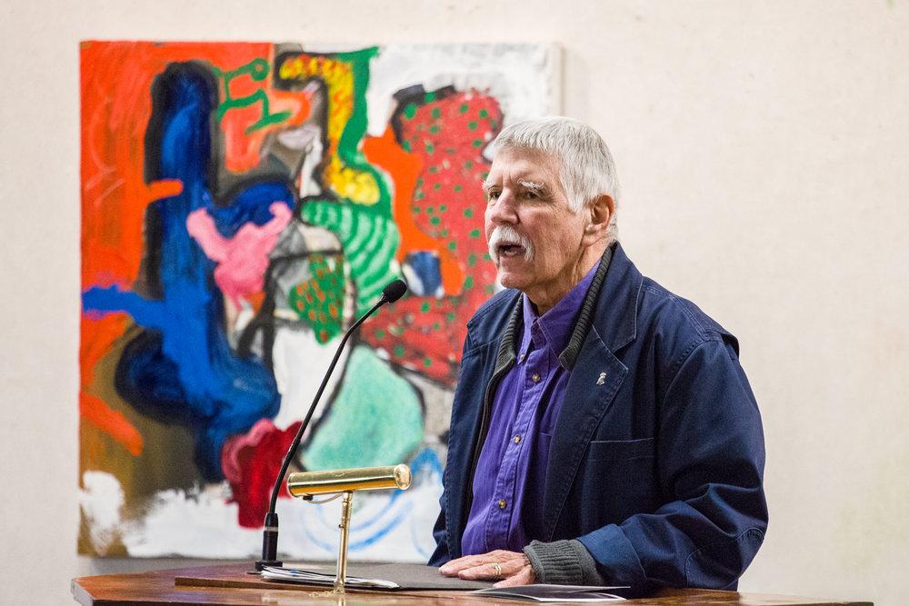 Robin Metz (1942-2018)