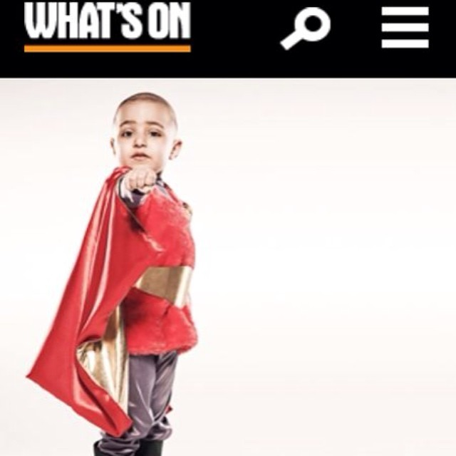 Read more about Superhope on What's On!  http://whatson.ae/dubai/knowledge/10229/comic-con-dubai-superhope-exhibition/#gallery-1  #superhope #thinksuper #whatson #superpower #superhero #dubai