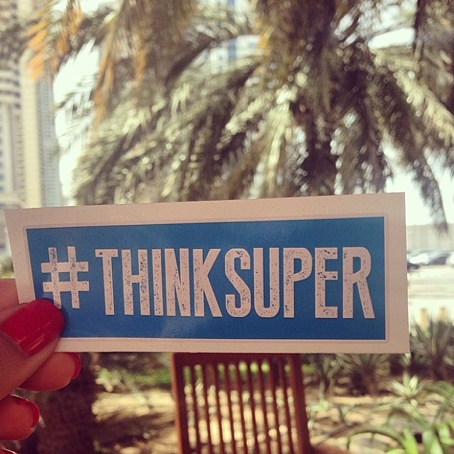 Rise and Think Super #superhope #thinksuper #morningthoughts #children #fighting #real #life #battles Thank you @Juliana_zeidan for your support