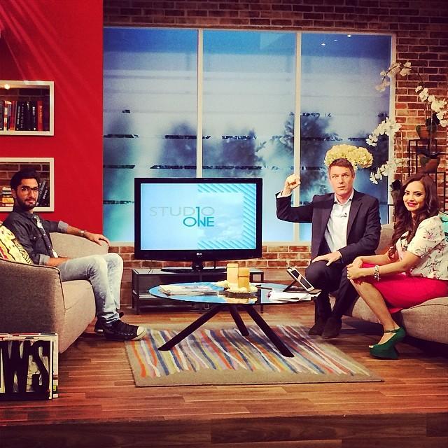 Watch us live talking about Superhope on Dubai One TV with Tom and @aishwaryaajit #superhope #thinksuper #dubaionetv #dubai #mydubai