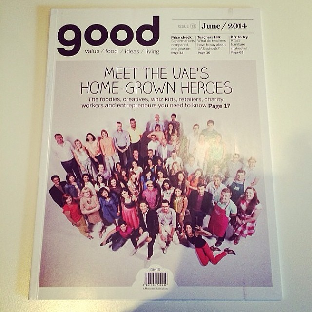 Meet The UAE's Home Grown Leaders in the latest issue of #goodmaguae #goodmagazine #superhope #thinksuper #socialenterprise #socialimpact #heroes #uae #dubai #mydubai #children #fighting #cancer