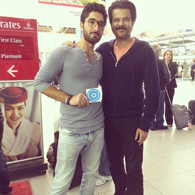 We Think Super alongside no other than Anil Kapoor visiting Dubai @anilskapoor #superhope #thinksuper #bluestar #anilkapoor #emiratesairlines #dubai #travel #picoftheday #socialenterprise #initiative #community #love #hope #support #children #fight #cancer #slumdogmillionaire