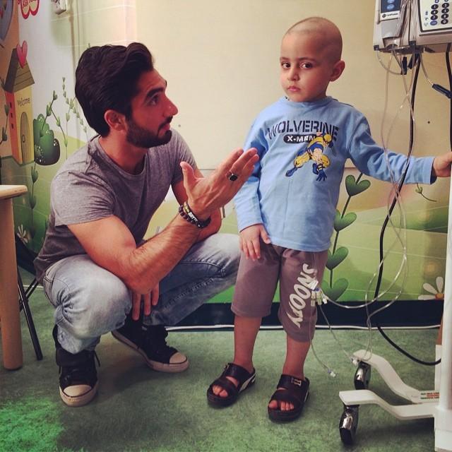 Fun moments with SuperAbdullah, he's too sharp for our jokes :P  #superhope #thinksuper #superabdullah #children #fight #cancer #socialimpact #socialenterprise #tawam #hospitla #alain #dubai #uae #charity #initiative #love #hope