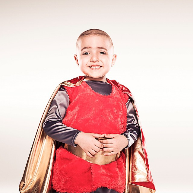 Too adorable our young SuperAbdullah in his final super photo! By #tinapatni #thinksuper #superhope #superpower #superabdullah