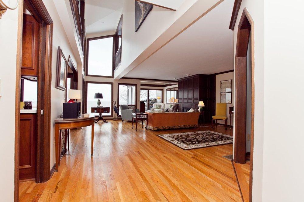 Original main Living area