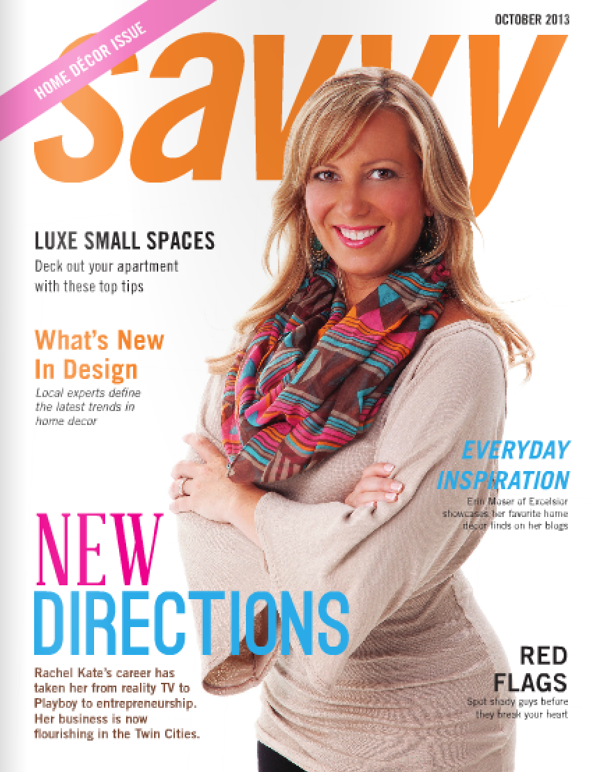 Savvy Cover