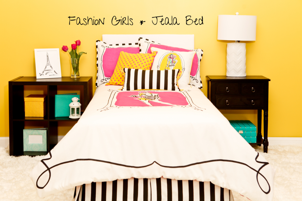 Rachel Kate Fashion Girls Jeala Bedding Collection