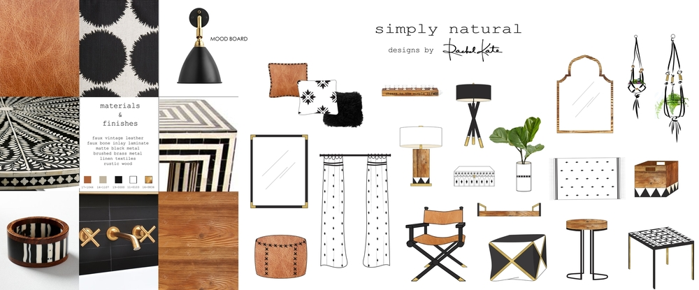 HOME GOODS PRODUCT DESIGN RACHEL KATE