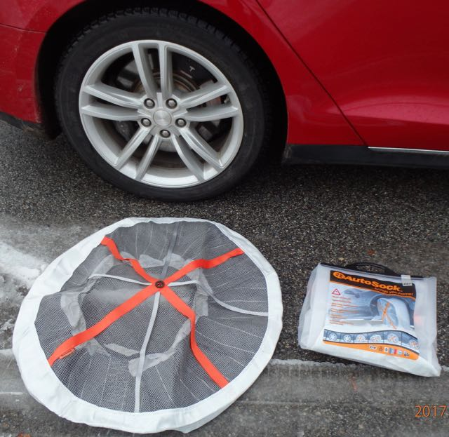 New Alternative To Tire Chains Gaining Traction Among Ev Drivers