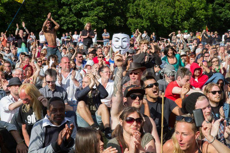 The Bilderberg Fringe Festival, 2013