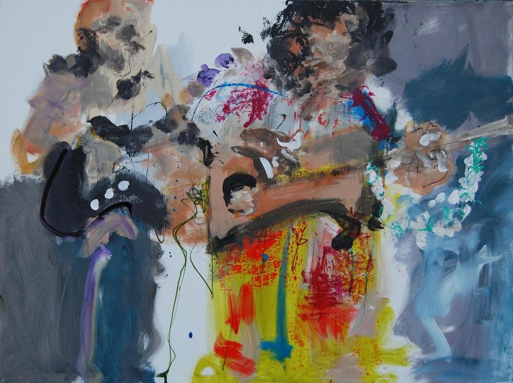 'ELECTRIC JALABA' by Gina Southgate