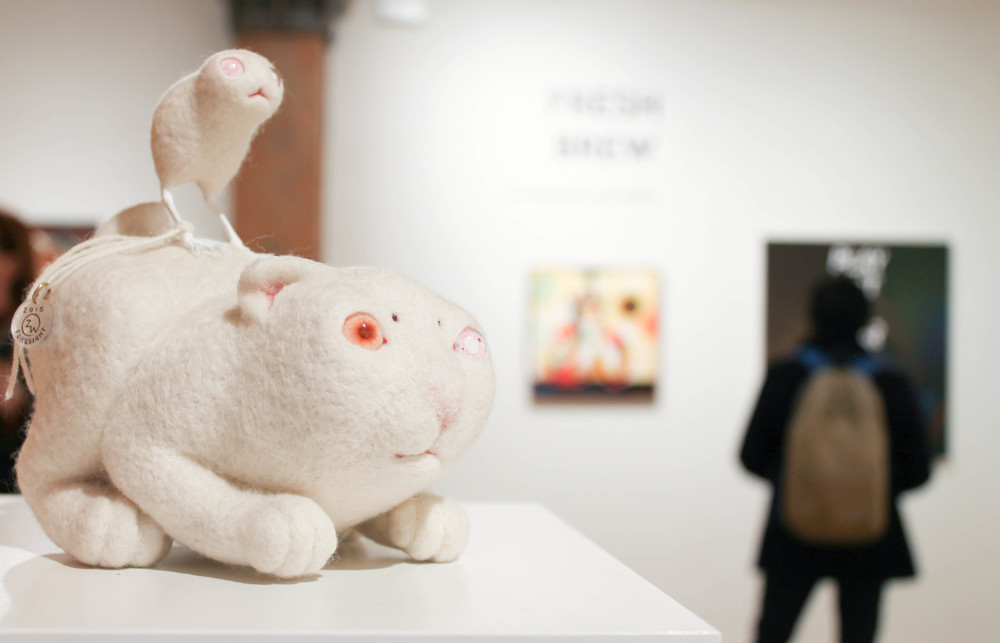 On View: FRESH BREW inaugural exhibit