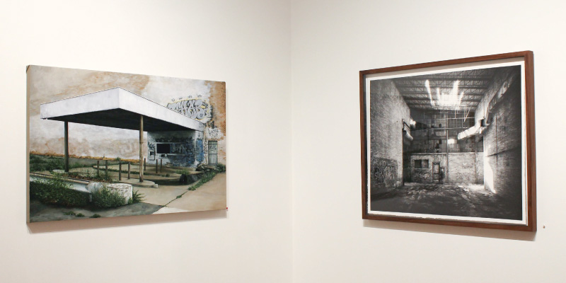 ON VIEW:    STRAIGHT OUTTA PORTLAND  - a group exhibit highlighting Portland's contemporary art scene