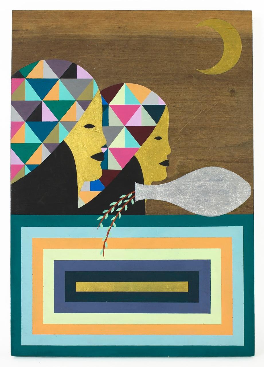 Adrian Landon Brooks,'Twins'