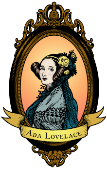 Ada Lovelace wrote the 1st algorithm; she is widely considered to have invented programming.