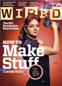 """Limor """"Ladyada"""" Fried founded Adafruit. Adafruit creates & sells electronics. Limor was the 1st female engineer on the cover of Wired."""