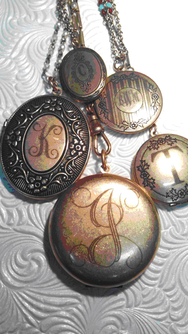 $25 Lockets one day only!