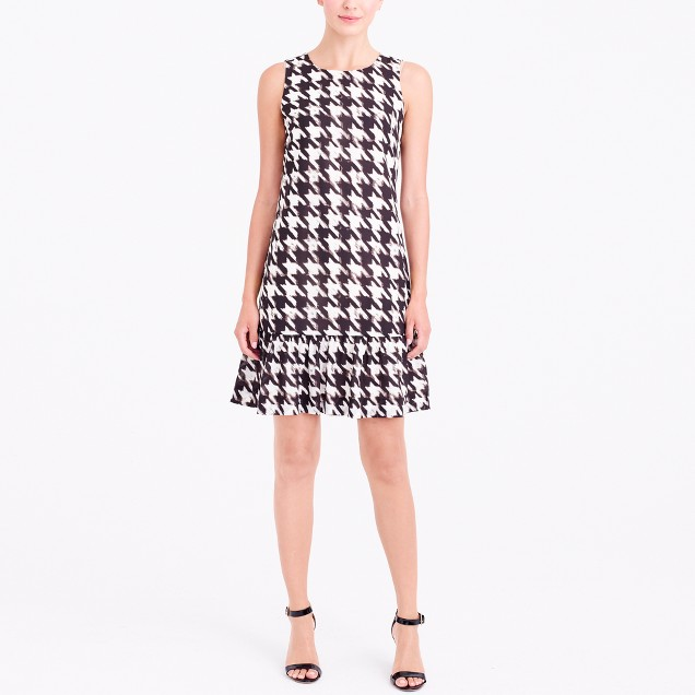 This Wolfstooth dress  would be perfect for any Holiday party.