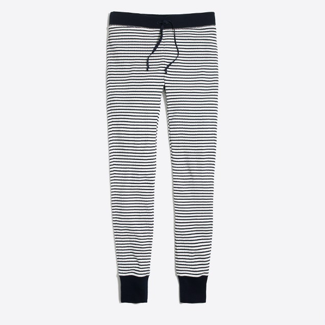 You could wear  these pajama  bottoms all day and go out to do errands an no one would know!