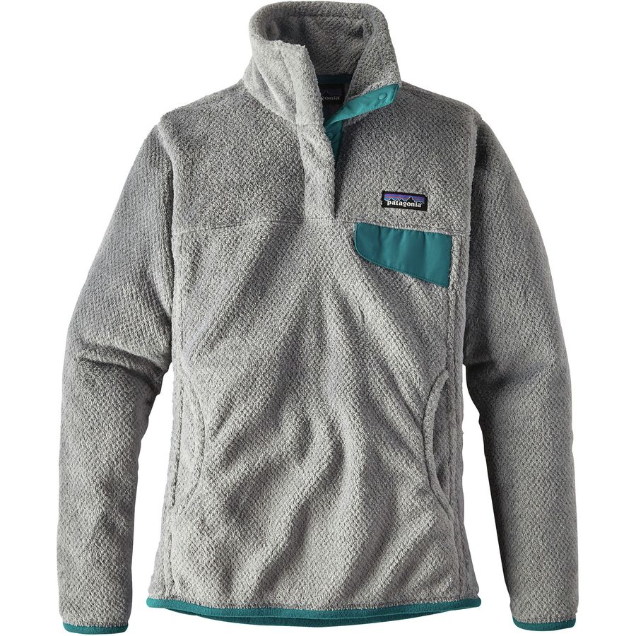 Patagonia Fleece - My Patagonia has been great this winter when it's gone from 30 to 50 degrees!