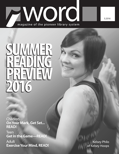 Featured on the cover of Word Magazine! Summer Reading Program 2016