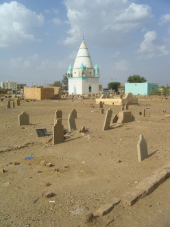 Sudanese cemetery, courtesy   http://www.flickr.com/photos/hypermobility/55472  81691