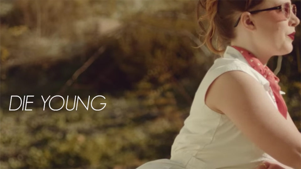 DIE YOUNG / SYLVAN ESSO - Directed by Mimi Cave