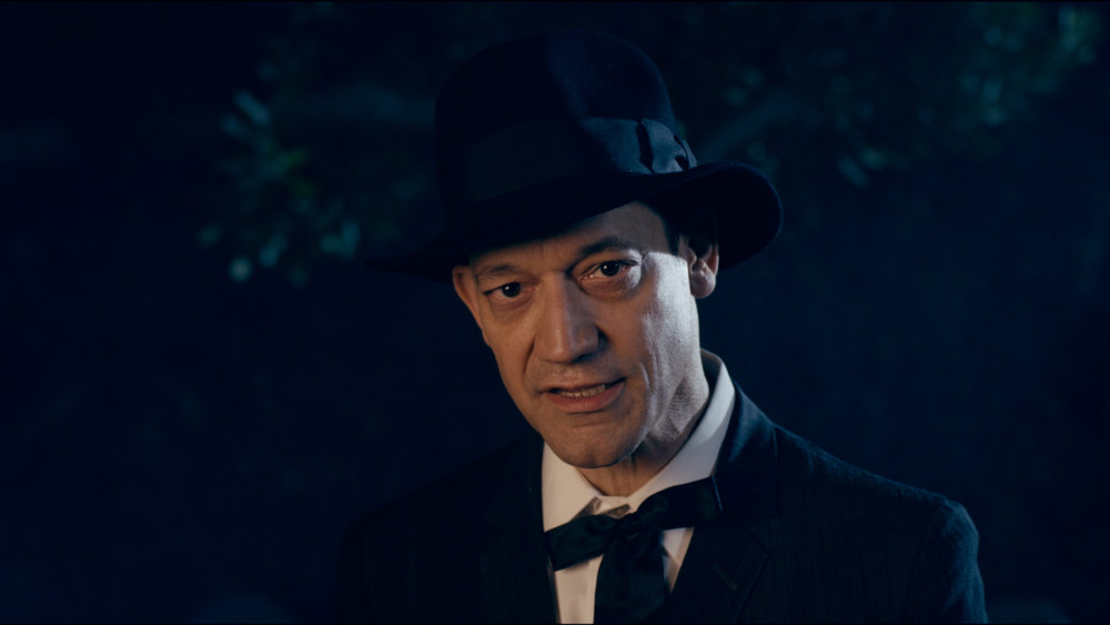 THE SCARIEST STORIES EVER TOLD - Featuring Ted Raimi