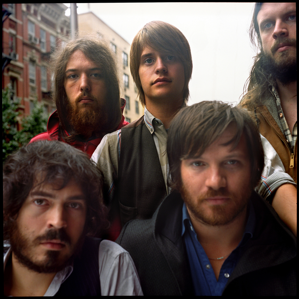 Fleet Foxes (Sonic magazine)