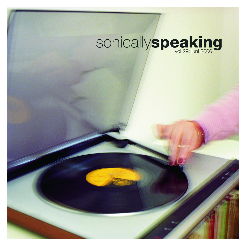 CD: Sonically Speaking 29