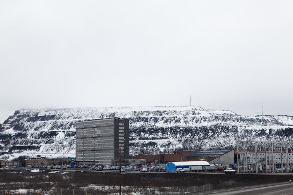 Kirunavaara mine, Lapland (Monocle)