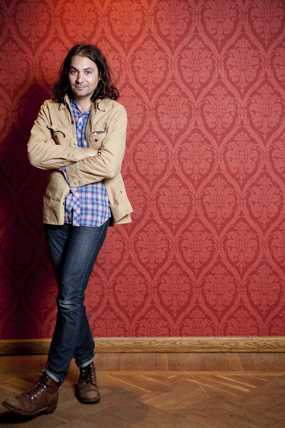 Adam Granduciel/The War on Drugs (Sonic magazine)