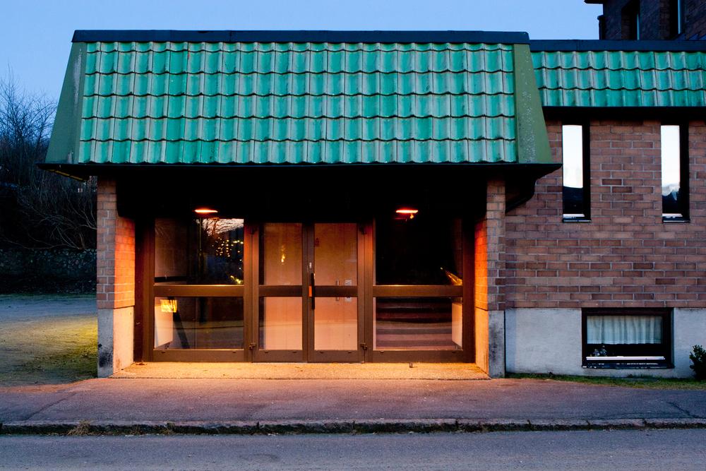 Folkets Hus i Oskarström, Halland ( project info )