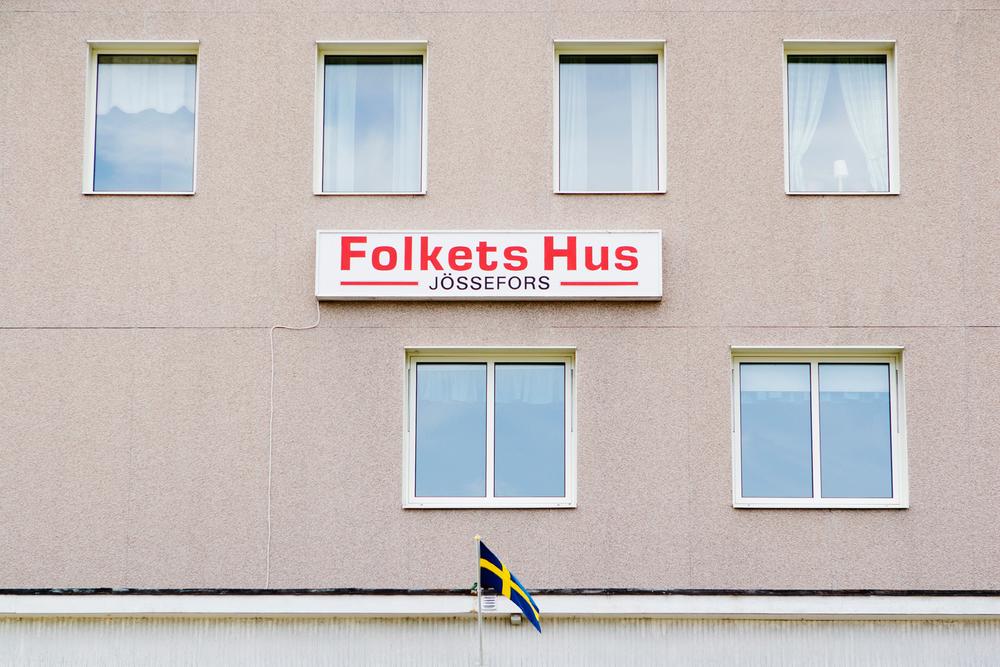 Jössefors Folkets Hus, Värmland ( project info )
