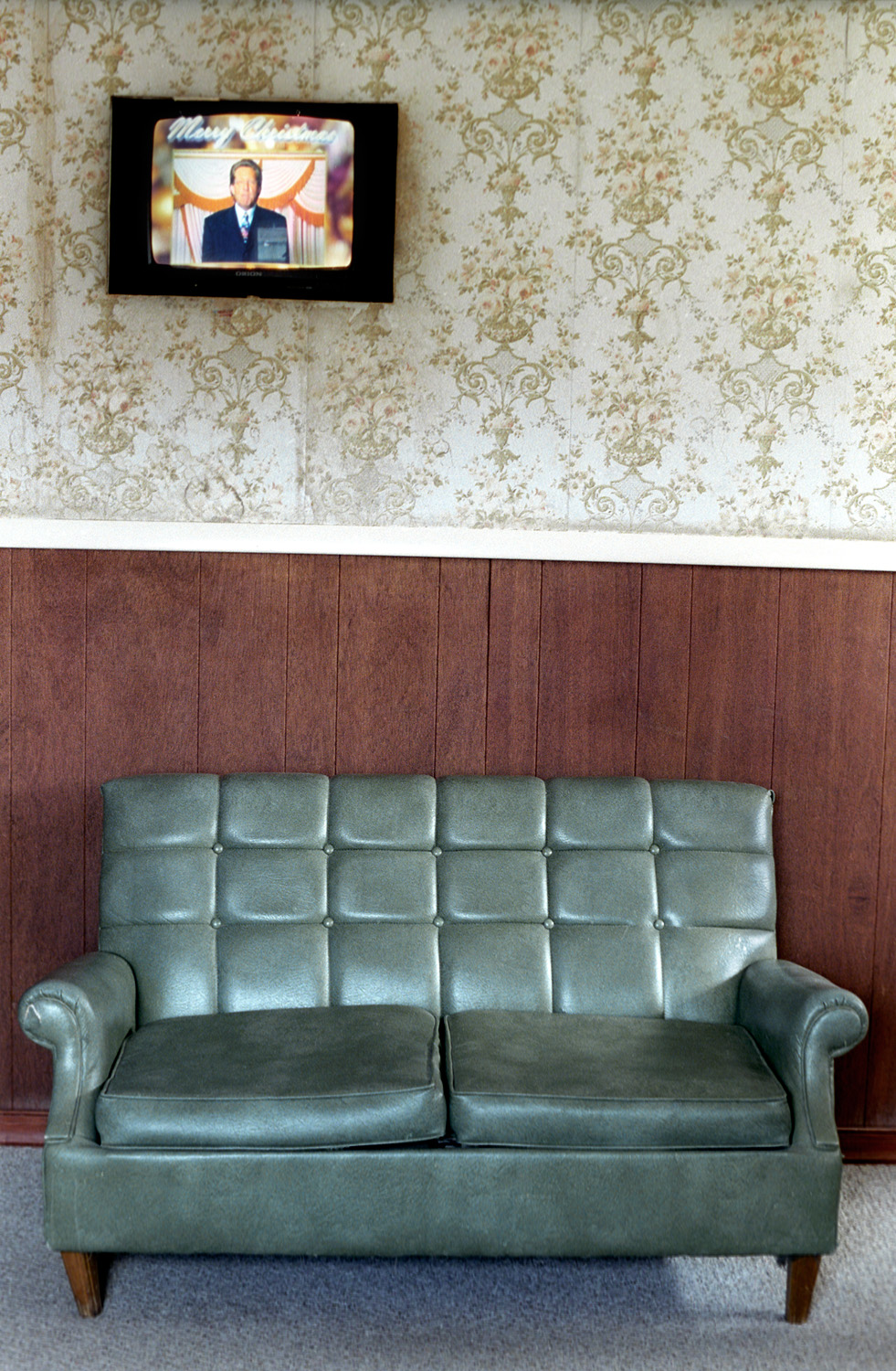 Motel room no 5, Monterey, Virginia
