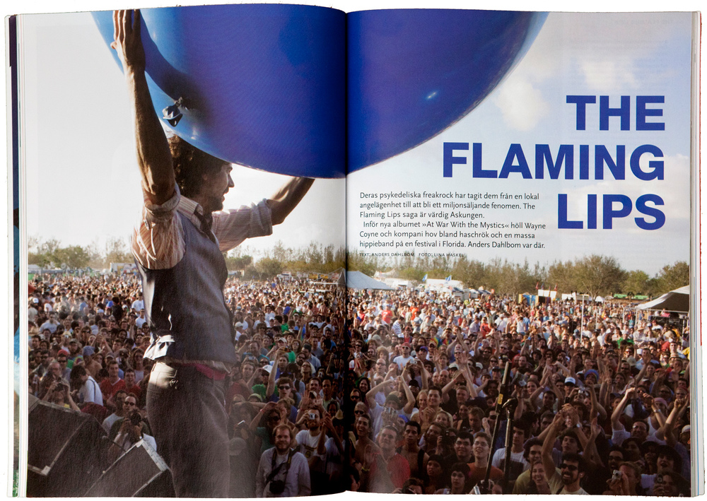 Flaming Lips (Sonic magazine)