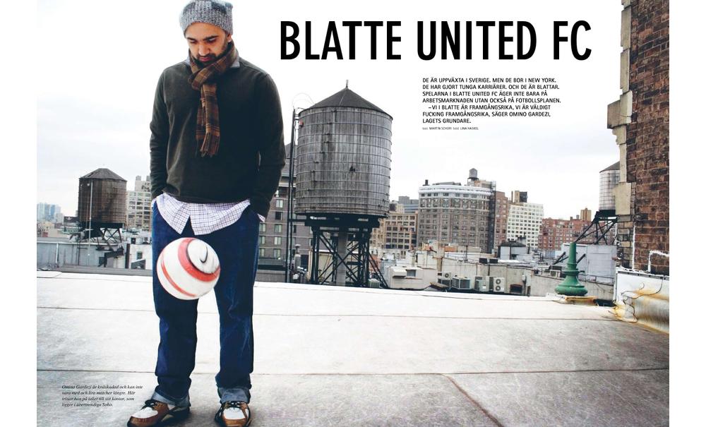 Blatte United FC (Gringo Grande)