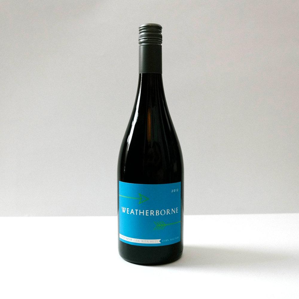 2012 Pinot Noir Sta Rita Hills