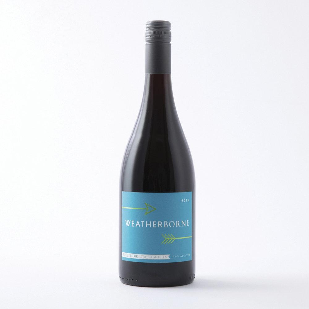 2013  Pinot Noir Sta Rita Hills
